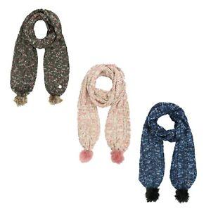 Regatta Womens Frosty II Warm Thick Winter Knitted Knit Scarf RRP £30