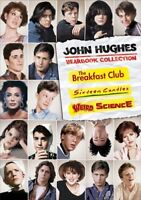 John Hughes Yearbook Collection [New DVD] 3 Pack, Slipsleeve Packaging, Snap C