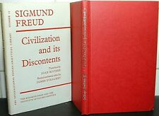 SIGMUND FREUD Civilization/Discontents PSYCHOANALYSIS Psycho-Analytical Library