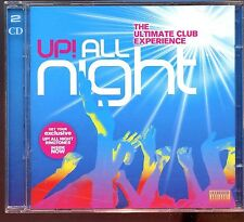 Up! All Night / The Ultimate Club Experience - 2CD - MINT