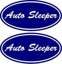 AUTO SLEEPER OVAL CARAVAN MOTORHOME STICKERS DECAL CHOICE OF COLOURS