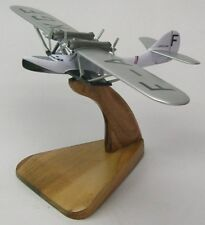 Latecoere L-300 French Airplane Desktop Wood Model Large