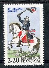 STAMP / TIMBRE FRANCE NEUF N° 2595 ** REVOLUTION / FC. KELLERMANN MARECHAL