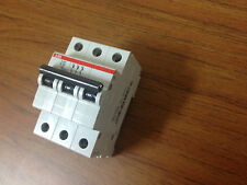 ABB MINIATURE CIRCUT BREAKER RATED FOR 32 AMPS S203-D32
