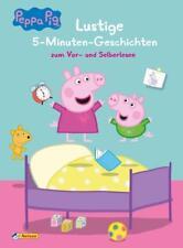 Peppa: Lustige 5-Minuten-Geschichten Zum Vor- und Selberlesen Buch Peppa Pig