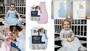Grobag Tommee Tippee Baby Girl Boy Sleeping Bags Tog 2.5 Blue Pink 6-18m 18-36m