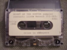 Very Rare Cries In Whispers Demo Cassette Tape Night of the Hunter Knightklub 90