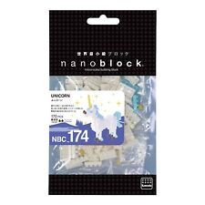 Nanoblock Unicorn Building Kit 170 Pcs NBC-174