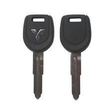 Mitsubishi Transponder Key Cut to Code - L200, Shogun, Pajero, Montero (4D61)