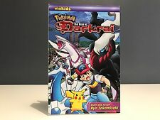 Pokemon The Rise of Darkrai Manga Vizkids
