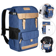 Neewer Multi-Functional Leisure Camera Backpack for Tripod Canon Nikon Sony DSLR
