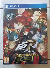 Persona 5 Royal Edition Phantom Thieves PS4