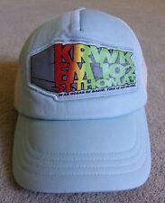 NEW~OLD NAVY~BALL CAP/HAT~KRWK-FM 102-ST THOMAS~MESH TRUCKER~SNAP BACK~2005 OOP!