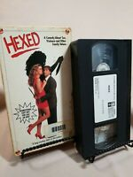 HEXED CLAUDIA CHRISTIAN, NORMAN FELL 1993 COMEDY COLUMBIA VHS RARE HTF OOP
