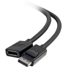 C2G 6ft DisplayPort Extension Cable - M/F
