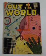 Out of This World #9 (1st Print) 2.5 GD+ Ditko Art