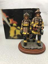 """Vanmark """"Team Effort"""" Figurine 1997 Vintage KG WSR"""