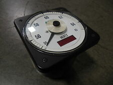 USED ASCO 077-DI Hertz Frequency Meter 55/65 HZ 503592-077-D-M
