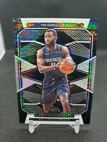 2019-20 Panini Obsidian Tim Hardaway Jr. White Pulsar Dallas Mavericks SP