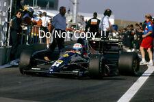 Nicola Larini Modena Team SpA Lambo 291 F1 Season 1991 Photograph 1