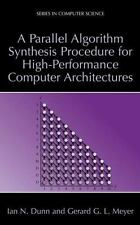 A Parallel Algorithm Synthesis Procedure for High-Performance Computer-ExLibrary