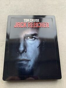Jack Reacher - Steelbook geprägt Blu-ray + DVD Saturn und Media Markt exklusiv
