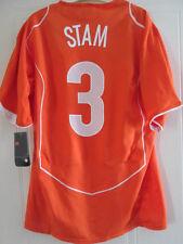 Holland 2004-2006 Stam #3 Home Football Shirt Large Adults /37893 BNWT