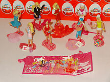 Set completo Barbie I can be - Italia 2014