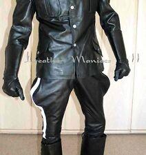 Guantes de cuero motocicleta guantes Oldtimer guantes de cuero guanteletes