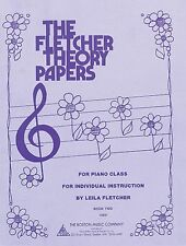 Fletcher Theory Papers Book 2 Book NEW 014011497