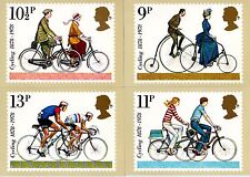 GB POSTCARDS PHQ CARDS MINT NO. 31 1978 CYCLING 10% OFF 5+