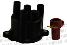 Distributor Cap and Rotor Kit fits 1989-1997 Geo Metro  WVE BY NTK