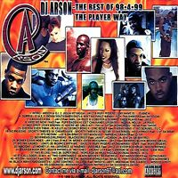 DJ ARSON Best of '98 for the 99 NYC Hip Hop R&B RNB Mixtape Party Mix CD