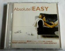 CD ALBUM - ABSOLUTE EASY (D163)