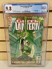 Green Lantern Vol 3 #48 DC Comics 1994 1st Appearance of Kyle Rayner CGC 9.8