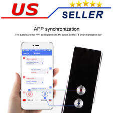 Portable X9 Smart Multi-Language Voice Translator Voice Pocket Device Meeting Us