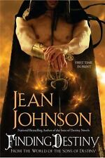 Finding Destiny The Sons Of Destiny by Jean Johnson SC new