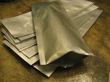 100 Quart 5x13 Meal-in-a-jar size 7 mil dehydrated Food Grade Storage Mylar Bags