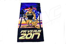 Pac Performance Pr Vs Aus 2017 Beach Towel