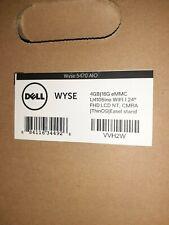"""Dell Wyse 5470 24"""" (16GB eMMC, Intel Celeron J4105, 1.50GHz, 4GB RAM) All-In-One Desktop - Black (VVH2W)"""