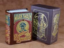 tMINIATURE BOOK  Mark Twain