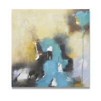 Large high quality contemporary modern abstract original oil painting canvas #85