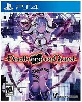 Death end re :Quest [Sony Playstation 4 PS4 Request RPG Idea Factory Part 1] NEW