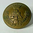 WW1 The Green Howards Princess of Wale's Own Yorkshire regiment 19mm button