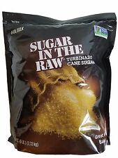 Sugar in the Raw Turbinado Cane Sugar Naturally Gluten Free Vegan 6 LB