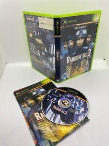 XBOX Spiel Rainbow six 3