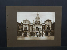 London, England, Photogravure, c. 1915 #02 The Horse Guards, Whitehall