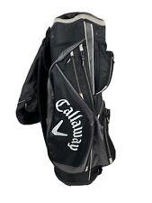 Callaway 14 Way Golf Cart Bag, Rain Hood Black