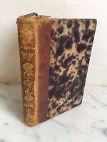 M.A Monrose Chansons Y Poemas Varios Tomo 1 Dufey 1834
