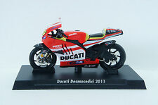Taiwan 7-11 Limited Valention Rossi Ducati Desmosedici 2011~1/24 Free Shipping